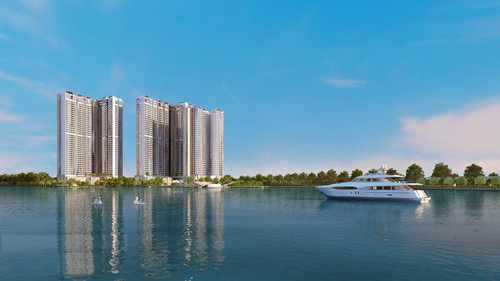 Thị trường BDS Hà Nội cuối năm: Sốt căn hộ sắp ra mắt của Vingroup.