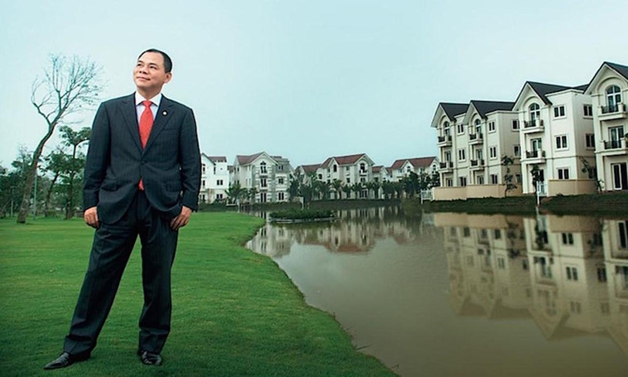 Chuyển nhượng BĐS lên ngôi, Vingroup của tỷ phú Phạm Nhật Vượng đạt 3.606 tỷ
