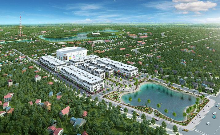Vincom Shophouse Tuyên Quang