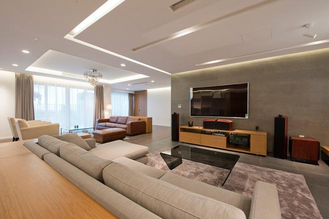 Tư vấn thiết kế ghép 2 căn hộ thành 1 siêu ấn tượng
