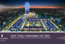 Biệt thự Vinhomes Hà Tĩnh