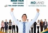 Tuyển gấp 20 nhân viên kinh doang bất động sản làm việc tại Hà Nội