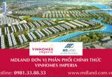 MDLand - Đơn vị phân phối chính thức Vinhomes Imperia Hải Phòng
